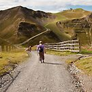 Mountain Road by PhotoLouis