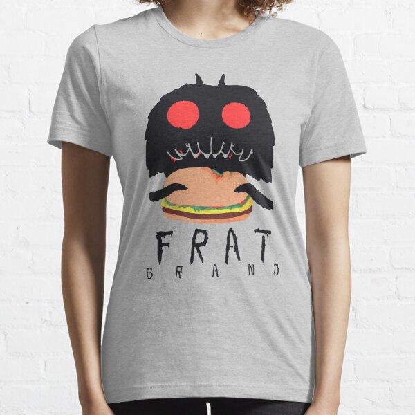 Moth Burger Essential T-Shirt