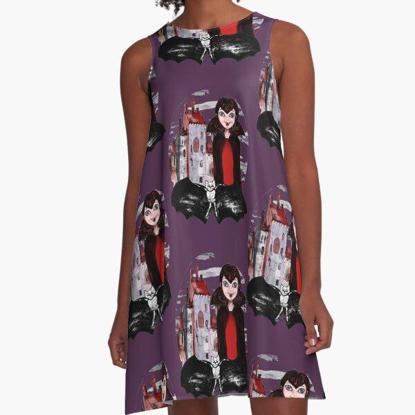 Mavis. Hotel Transylvania A-Line Dress