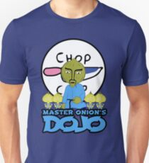 Chop Chop Master Onion's Dojo T-Shirt