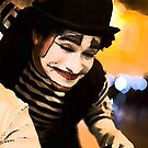 Painted Clown by PhotoLouis