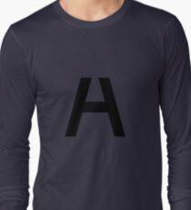 House to Astonish – Insignia Black Long Sleeve T-Shirt