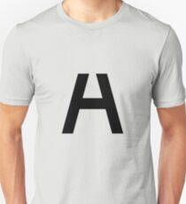 House to Astonish – Insignia Black Unisex T-Shirt