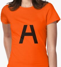 House to Astonish – Insignia Black Womens Fitted T-Shirt