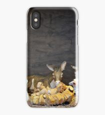 The Birth Of Christ iPhone Case/Skin