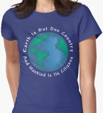 Earth Day Women's Fitted T-Shirt