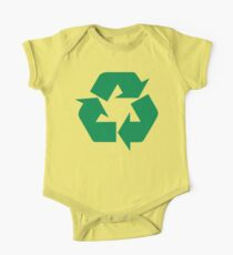 Recycle One Piece - Short Sleeve