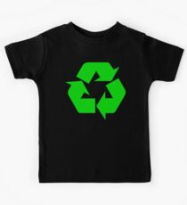 Recycle Kids Tee