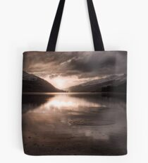 Sunset's Gold || Arrochar and Loch Long, Scotland Tote Bag