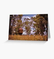 Landscapes Greeting Card