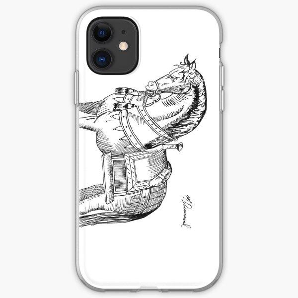 Horse iPhone Soft Case