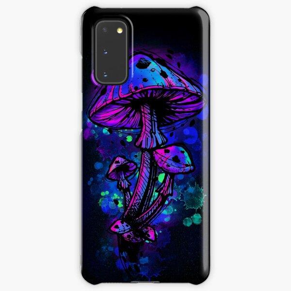 Psychedelic Mushrooms Samsung Galaxy Snap Case