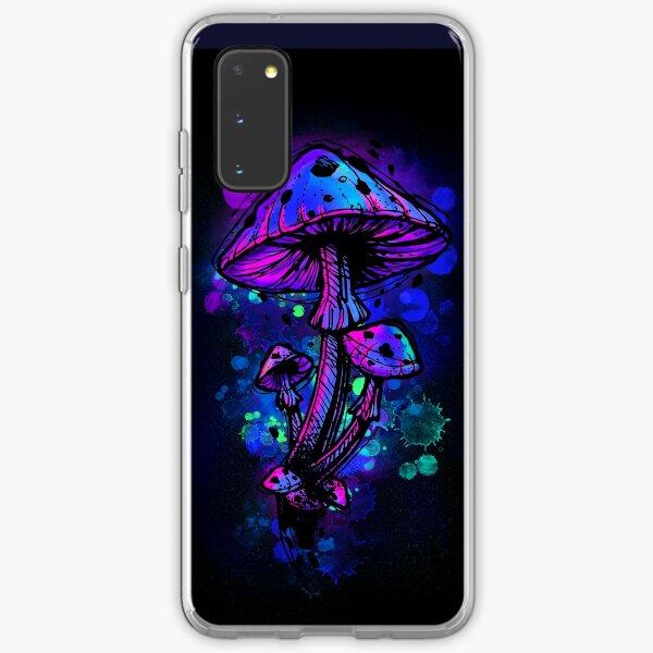 Psychedelic Mushrooms Samsung Galaxy Soft Case