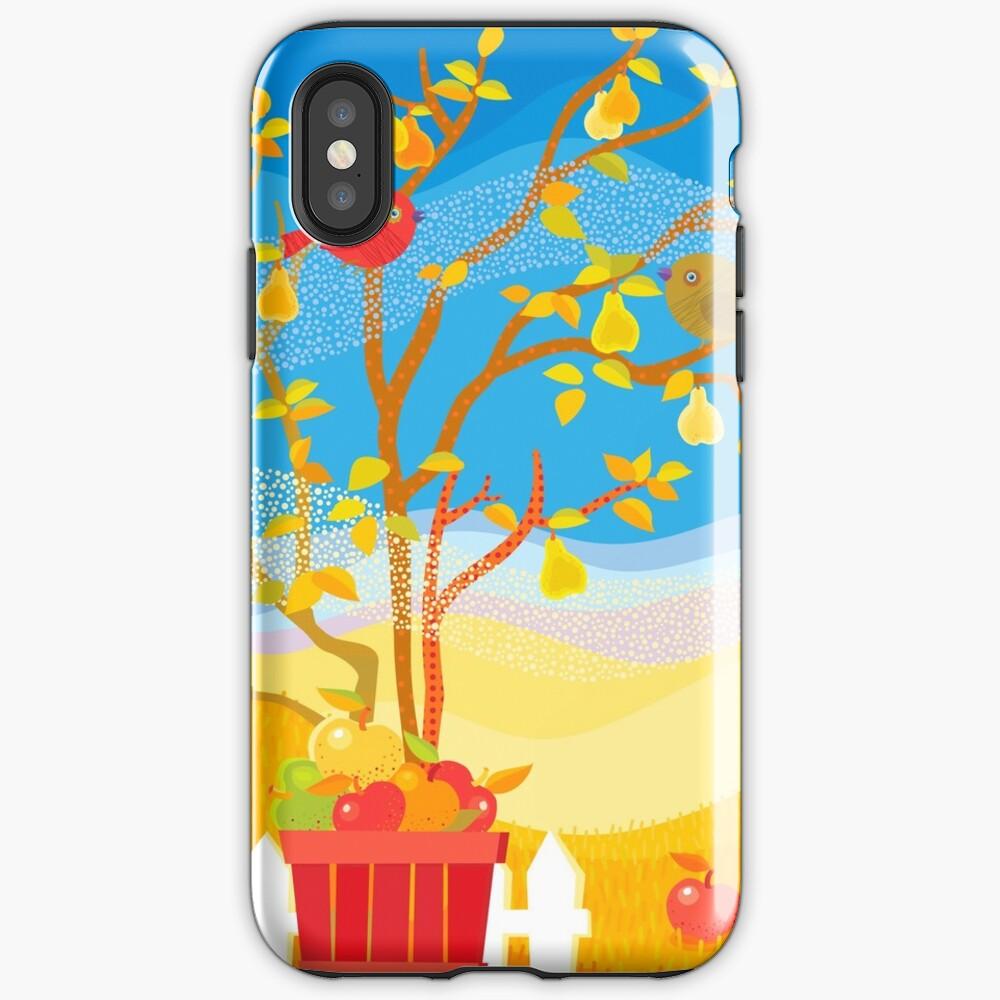 Autumn Farm iPhone Case & Cover