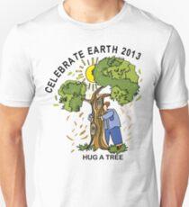 Celebrate Earth Day 2013 Unisex T-Shirt