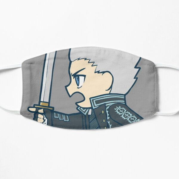 Vergil Chibi Flat Mask