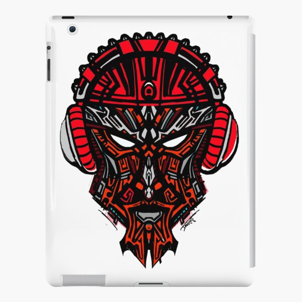 MAD POSITIVE iPad Snap Case