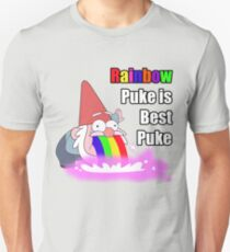 Puking Rainbows Unisex T-Shirt