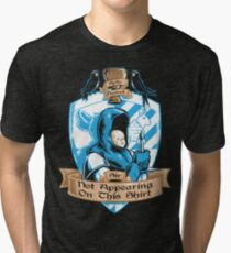 The Aptly Named Sir Not Appearing On This Shirt Tri-blend T-Shirt