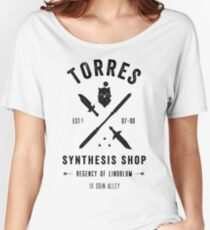 Torres Synthesis Shop Women's Relaxed Fit T-Shirt