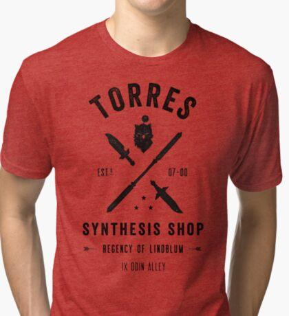 Torres Synthesis Shop Tri-blend T-Shirt