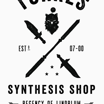 Torres Synthesis Shop by junkenheimer