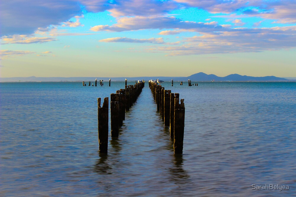 Tranquility at Clifton Springs by SarahBelyea