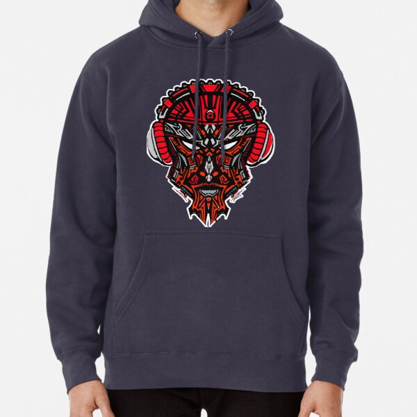 MAD POSITIVE Pullover Hoodie