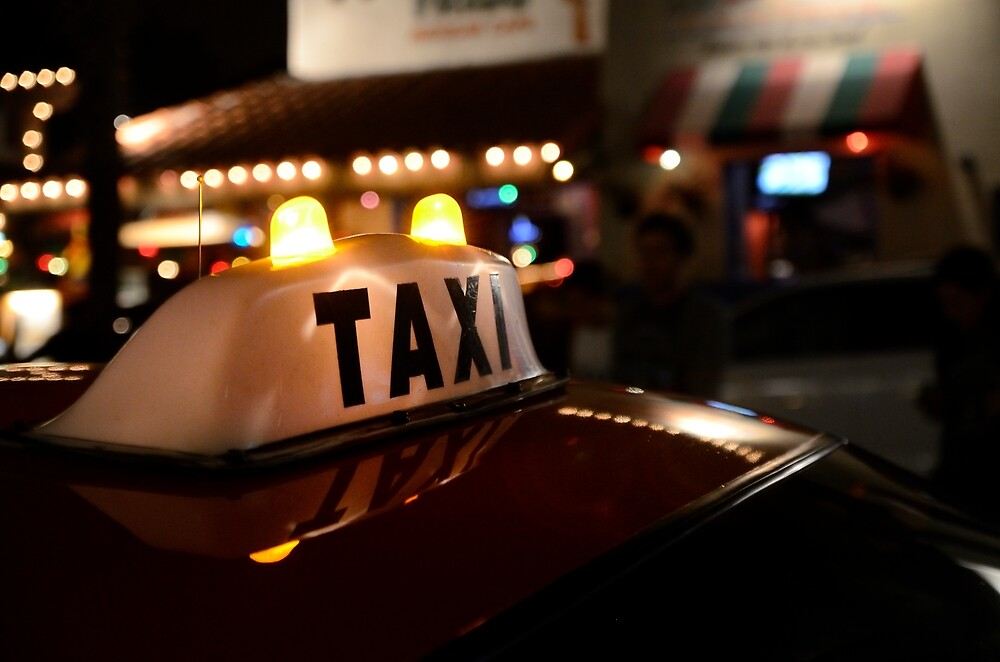Taxi by Roi  Brooks