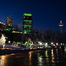 Downtown Niagara, Canada! by vasu
