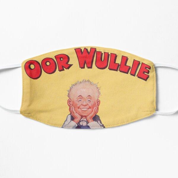 Oor Wullie 1941 Vintage Print. Flat Mask