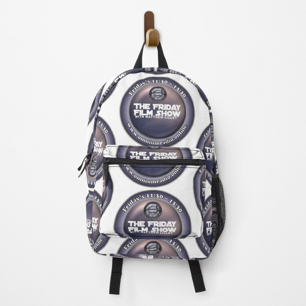 Friday Film Show Backpack