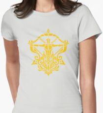 Zodiac Sign Sagitarius Gold T-Shirt