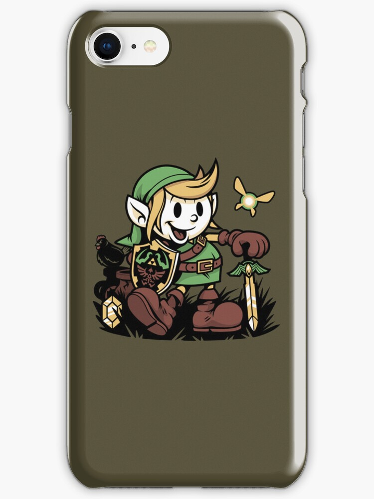 Vintage Link by harebrained