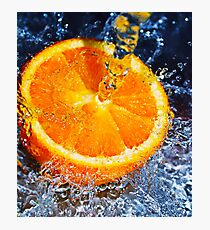 Quench Photographic Print