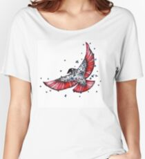 The Bird Women's Relaxed Fit T-Shirt