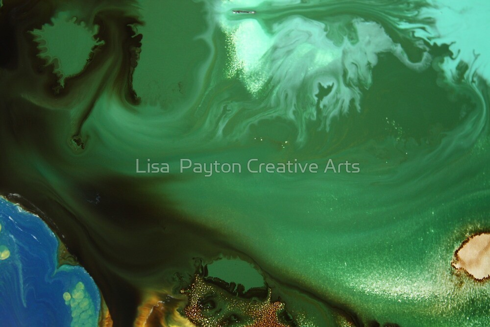 Blended Forest by Lisa  Payton