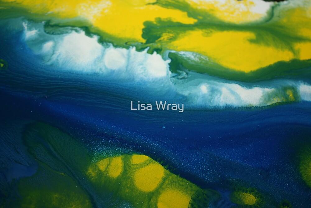 River Emerging by Lisa  Payton