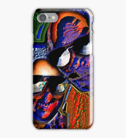 CLUBBIN' iPhone Case/Skin