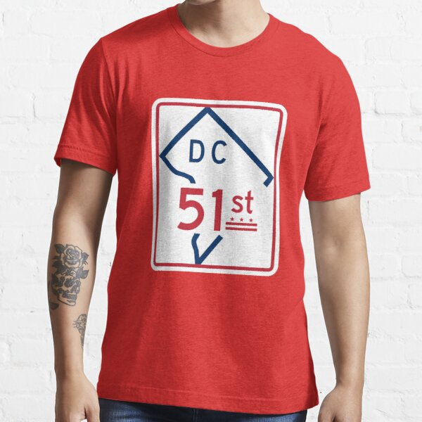 The Road To Statehood - DC 51 (#1) Essential T-Shirt