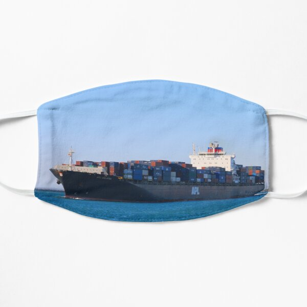 Container cargo ship 6 Mask