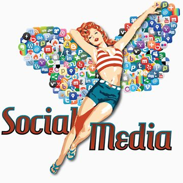 Social Media Fairy by Pintiparado