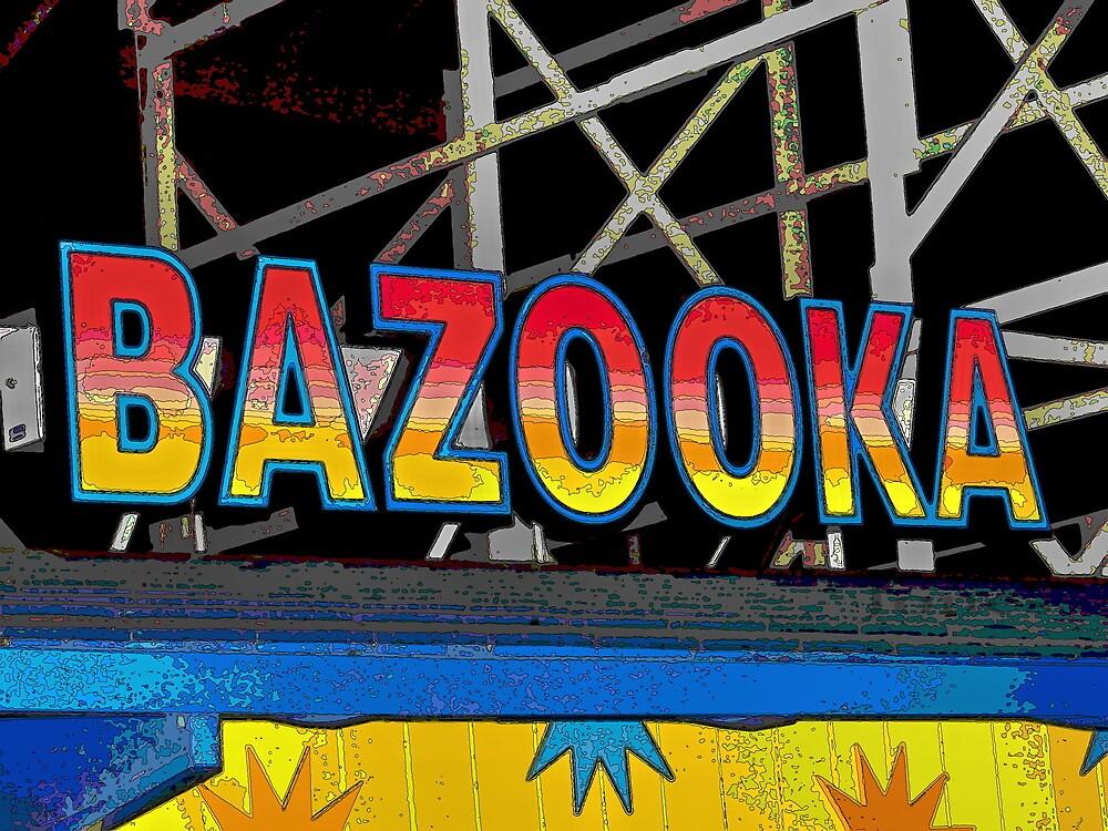 Bazooka by Gail Jones