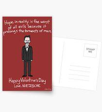 Friedrich Nietzsche Postcards