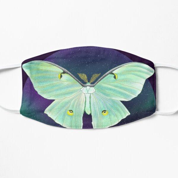 Luna moth Flat Mask