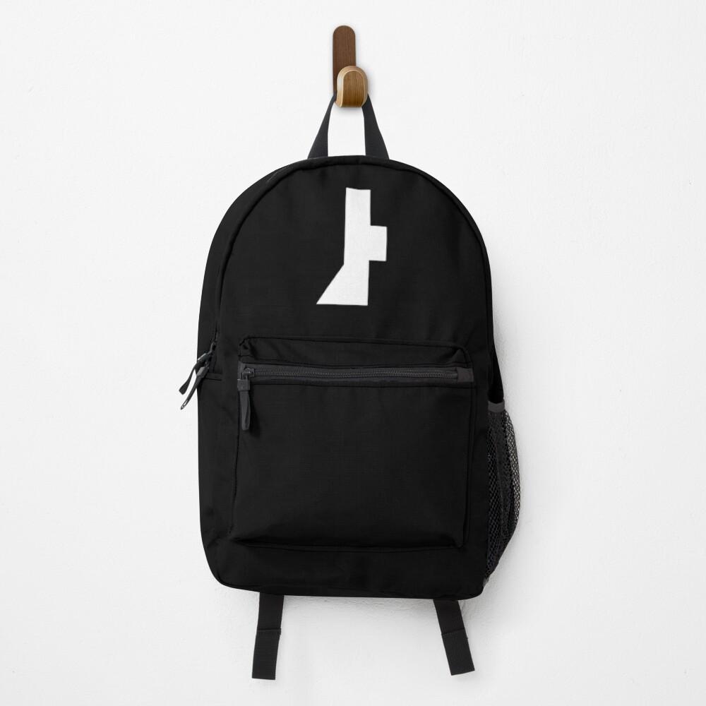 TOA HEAVY INDUSTRIES (Plain White Logo) Backpack