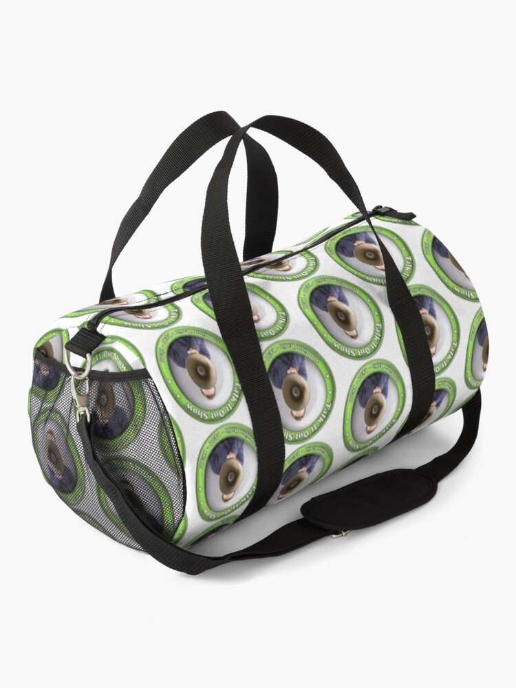 Alternate view of Talk It Out Show Duffle Bag
