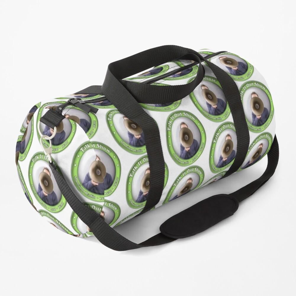 Talk It Out Show Duffle Bag