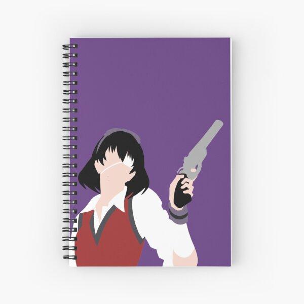 Midari Ikishima Cuaderno de espiral