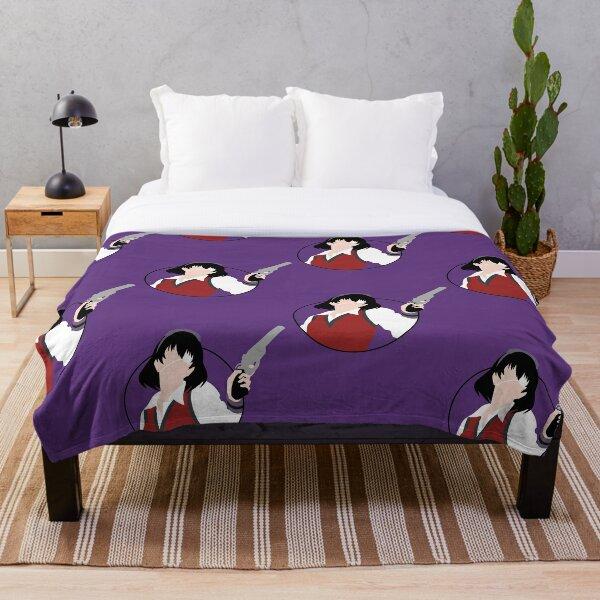 Midari Ikishima Throw Blanket
